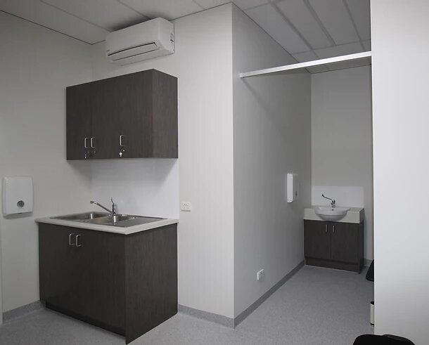 Accessprojects Medical Centre Fit Out 03