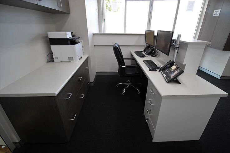 Accessprojects Medical Centre Fit Out 19