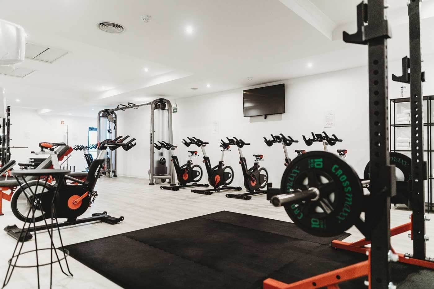 Accessprojects Gym Fit Outs 03