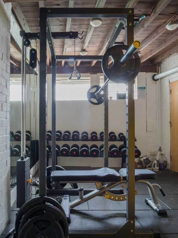Accessprojects Gym Fit Outs 06