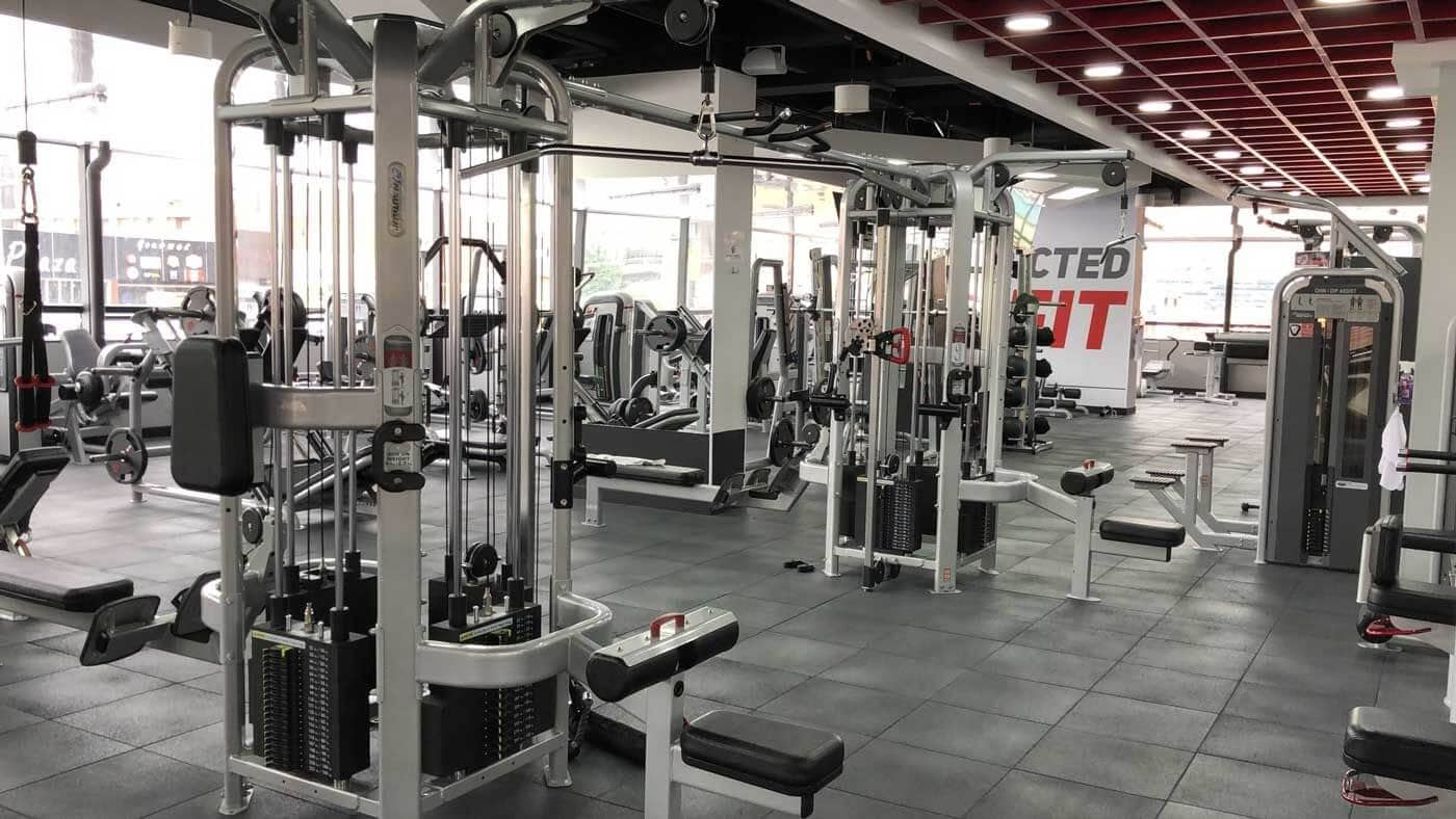 Accessprojects Gym Fit Outs 08