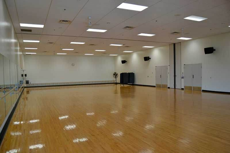 Accessprojects Gym Fit Outs 10