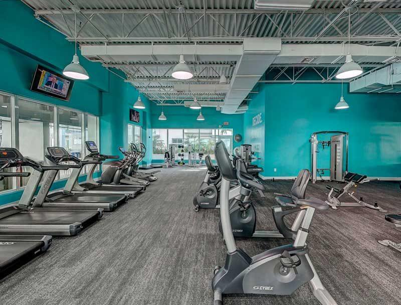 Accessprojects Gym Fit Outs 11
