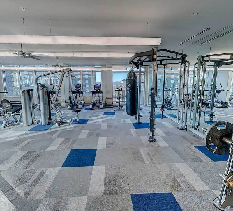 Accessprojects Gym Fit Outs 12