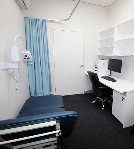 Accessprojects Medical Centre Fit Out