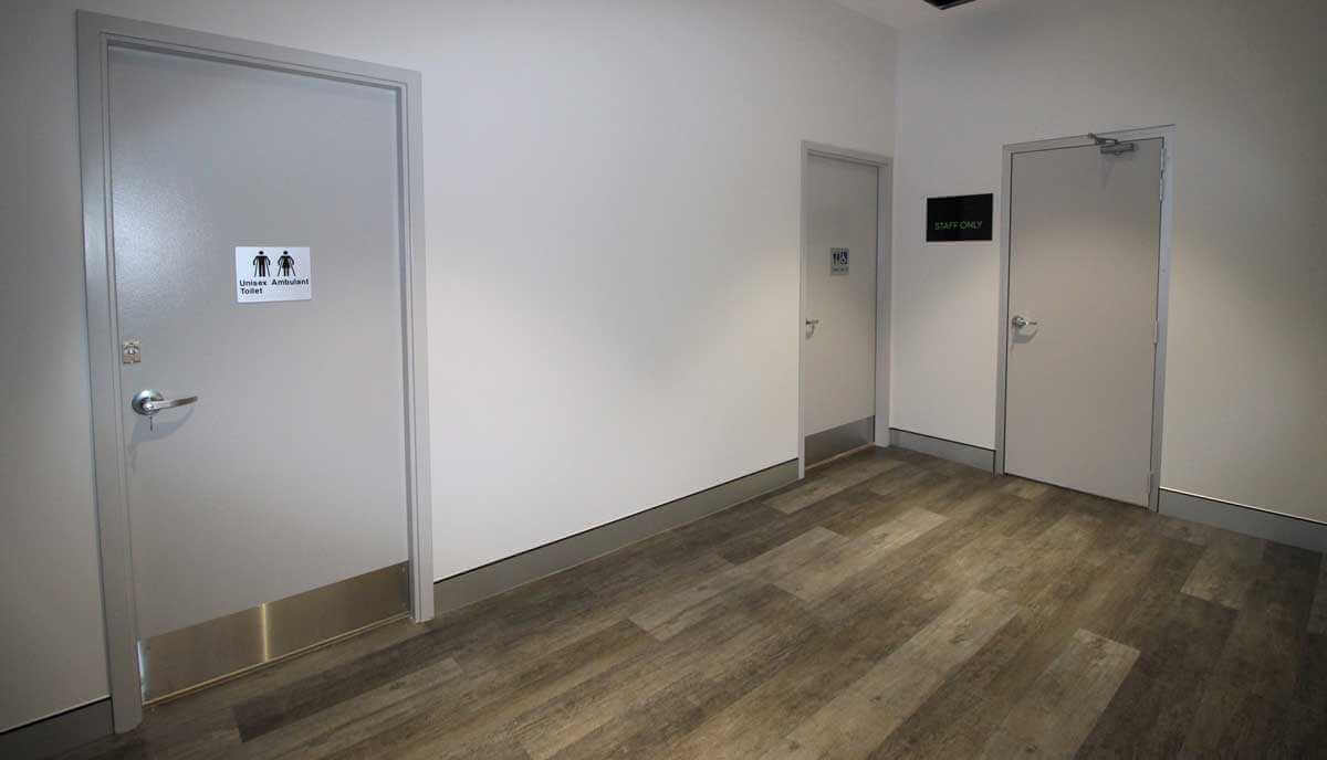 Accessprojects Physio Fit Out 04