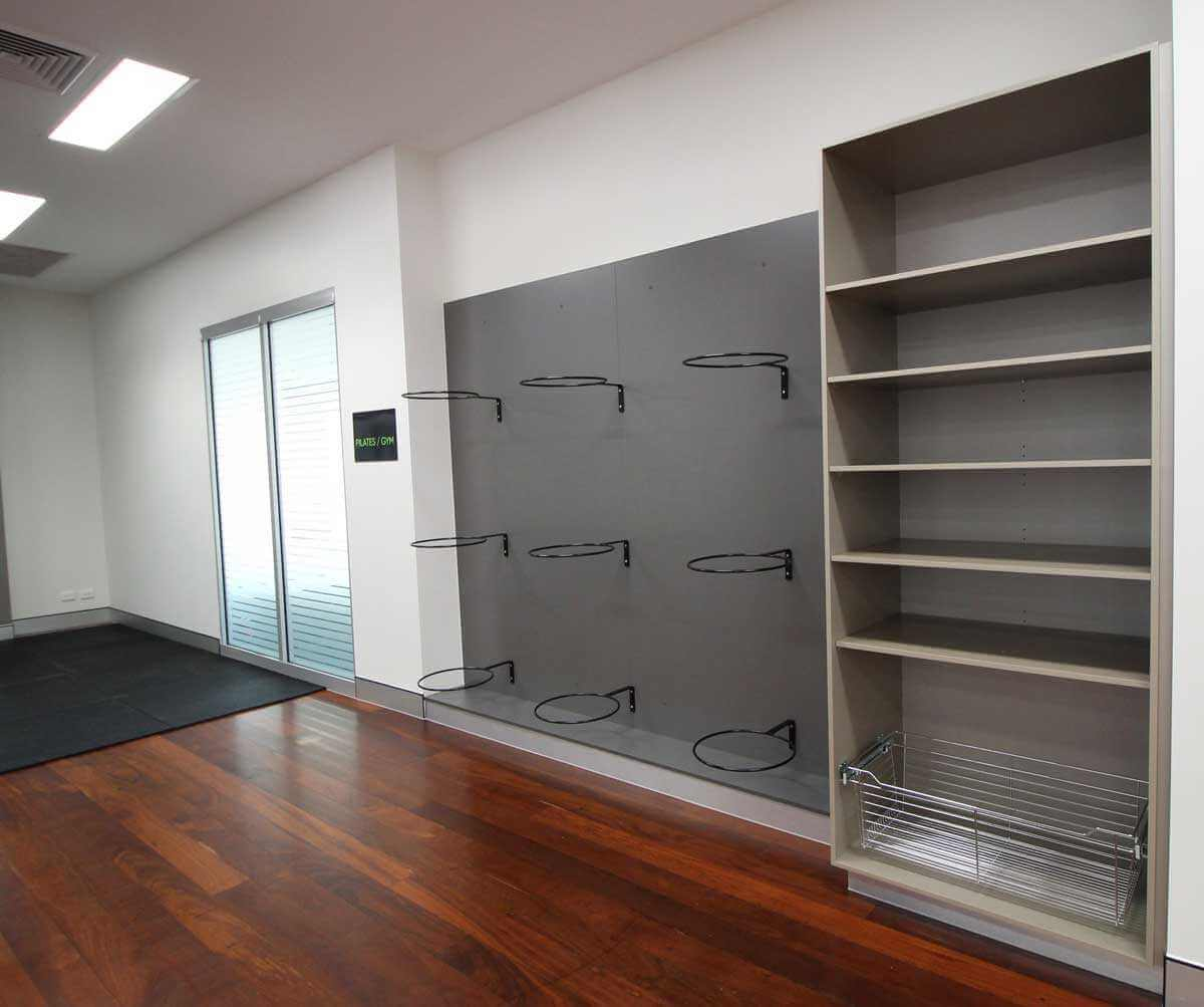 Accessprojects Physio Fit Out 20