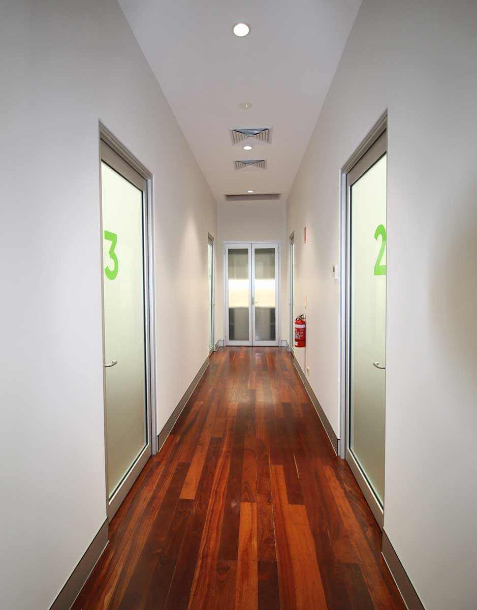 Accessprojects Physio Fit Out 22