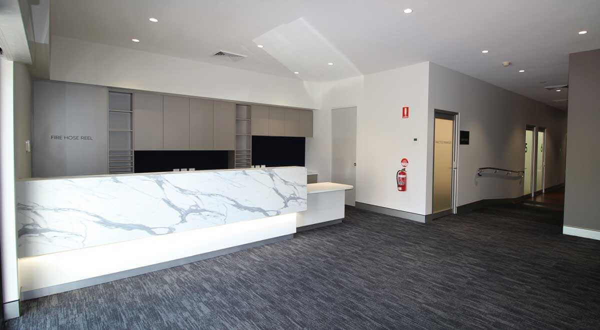 Accessprojects Physio Fit Out 23