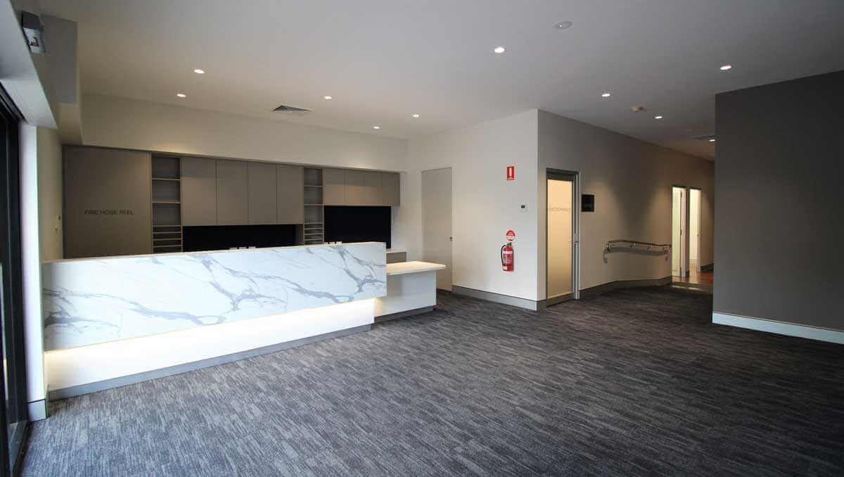 Accessprojects Physio Fit Out 28