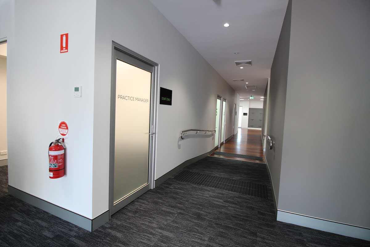 Accessprojects Physio Fit Out 31