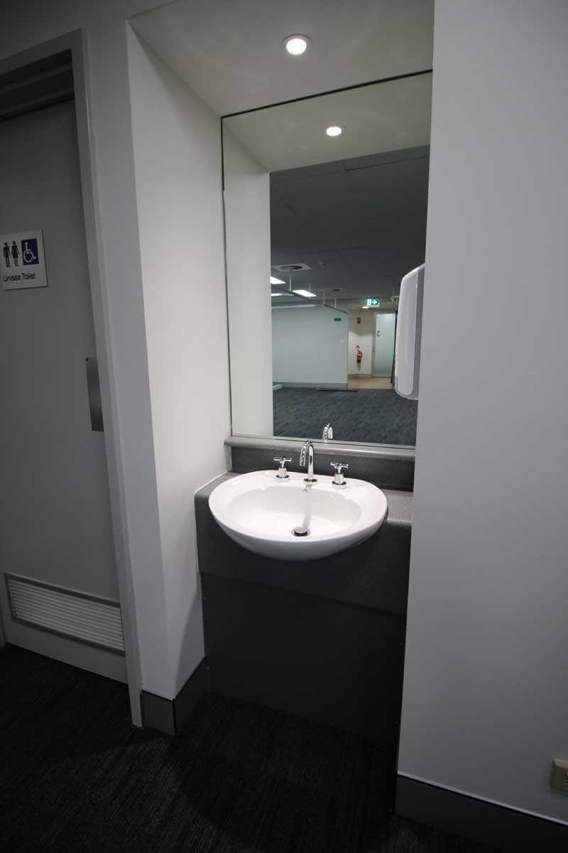 Accessprojects Physio Fit Out 36
