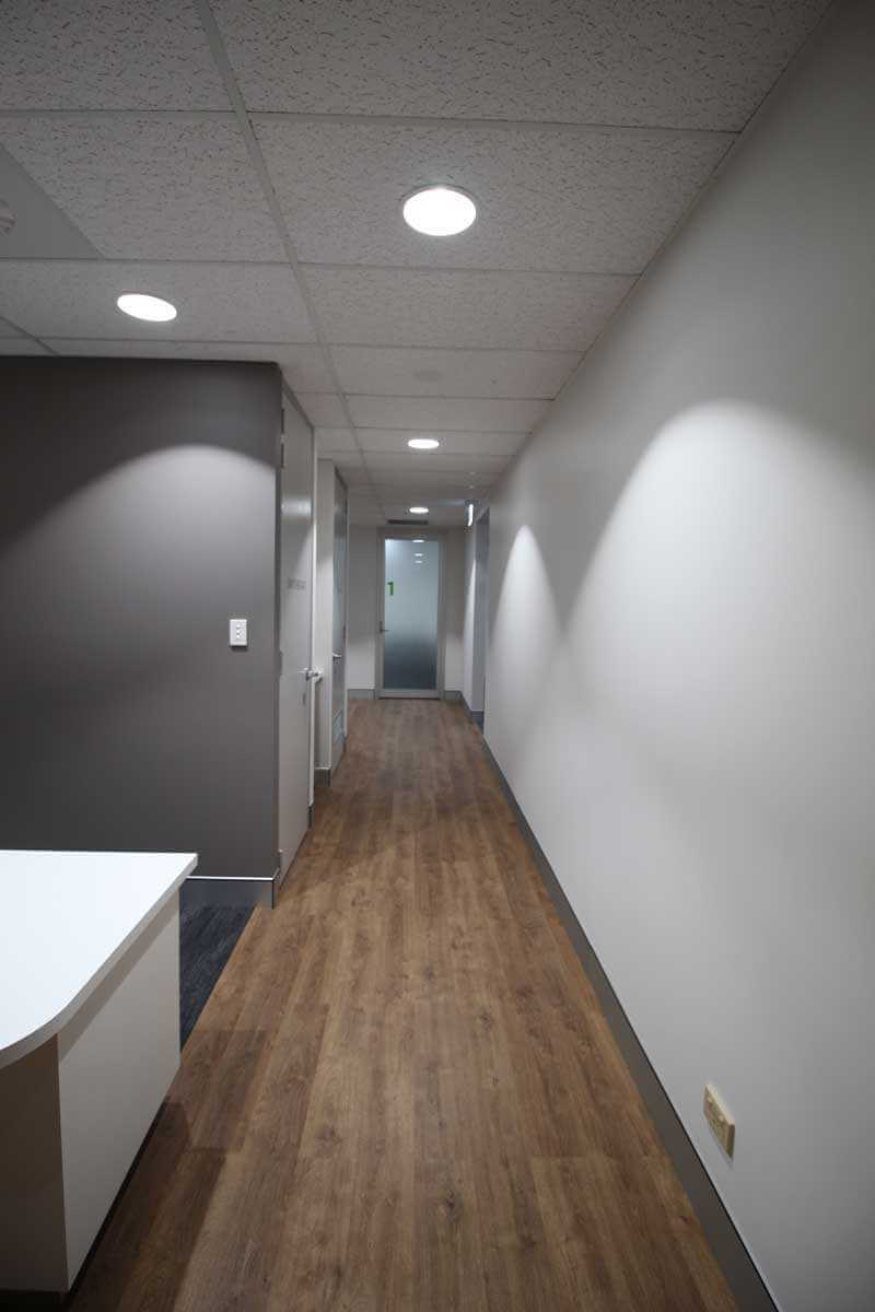 Accessprojects Physio Fit Out 37