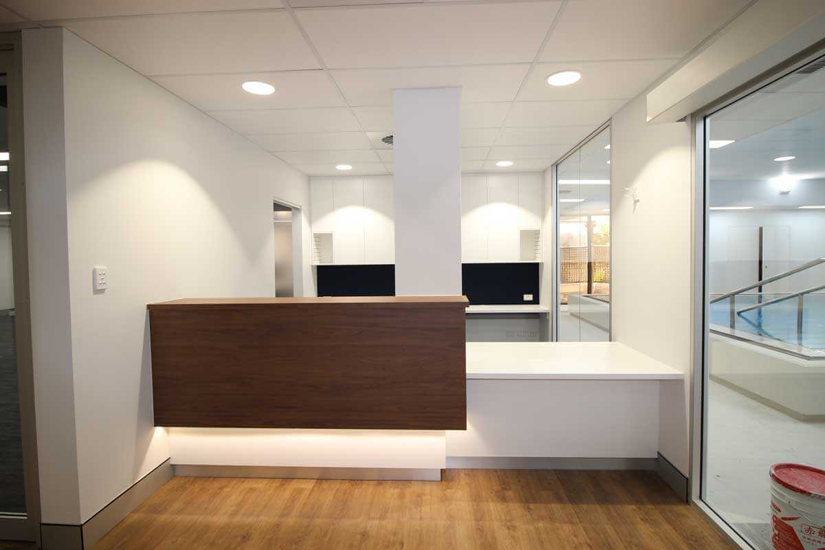 Accessprojects Physio Fit Out 41
