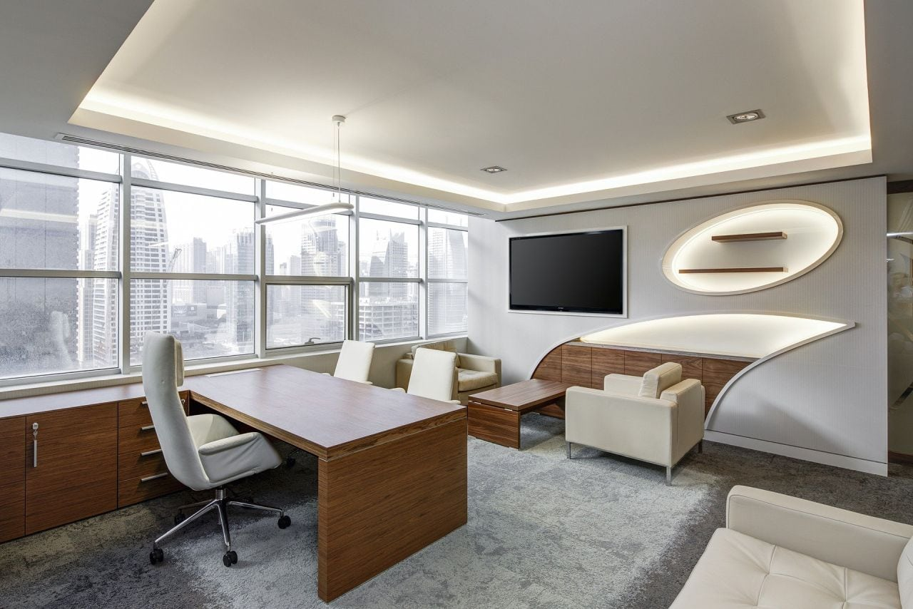 basic office fit out