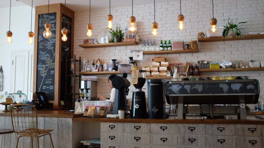 cafe fit out ideas