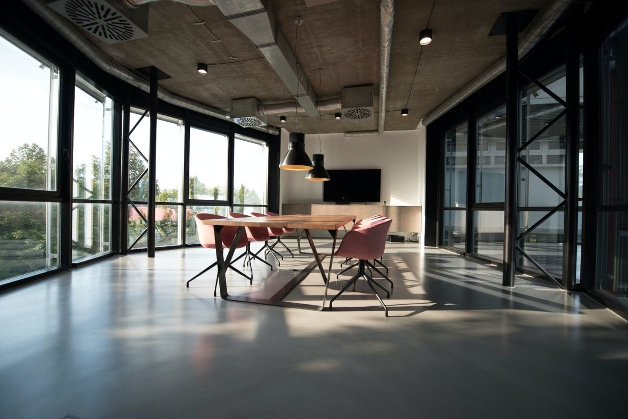 industrial office